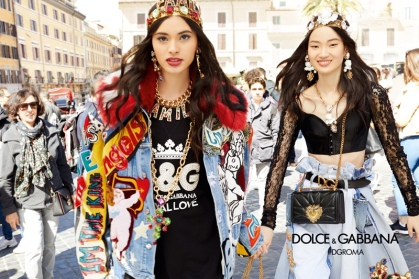 Dolce & Gabbana Fall-Winter 2018-2019 @ Luca e Alessandro Morelli (4)