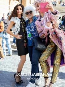 Dolce & Gabbana Fall-Winter 2018-2019 @ Luca e Alessandro Morelli (5)