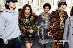 Dolce & Gabbana Fall-Winter 2018-2019 @ Luca e Alessandro Morelli (6)