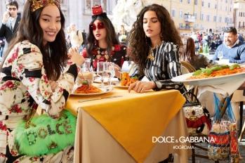 Dolce & Gabbana Fall-Winter 2018-2019 @ Luca e Alessandro Morelli (7)