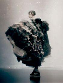 Sara Grace Wallerstedt Dazed Magazine @Paolo Roversi (3)