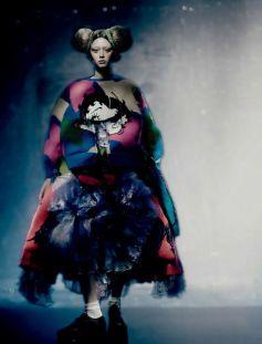 Sara Grace Wallerstedt Dazed Magazine @Paolo Roversi (5)