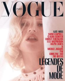 Kate Moss Vogue Paris Setembro 2018 @ Mikael Jansson (1)