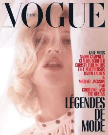 Kate Moss Vogue Paris Setembro 2018 @ Mikael Jansson (1)