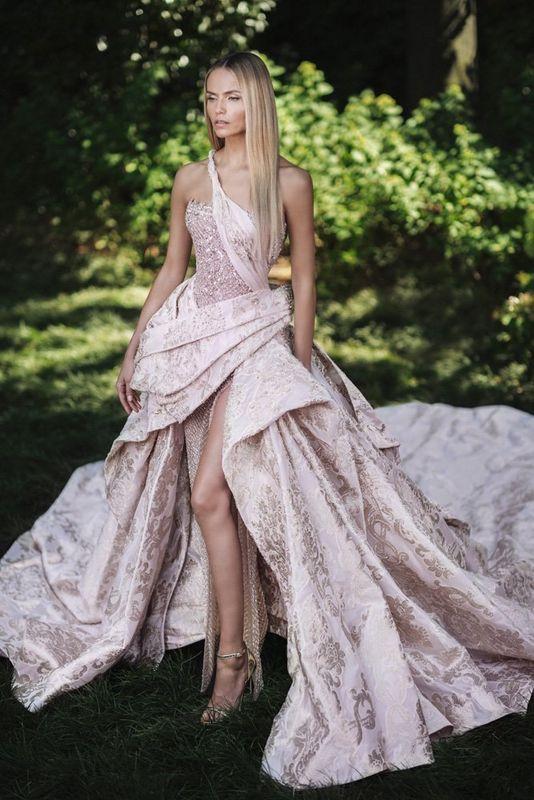 Lookbook Atelier Versace Fall Winter 2019 @ divulgação