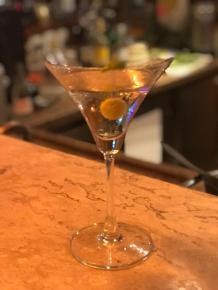 Dry Martini Ristorante Romanos @ divulgação