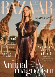 Gemma Ward - Harpers Bazaar Australia - Novembro 2018 @ Georges Antoni (1)