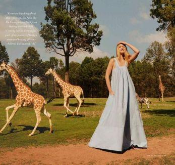 Gemma Ward - Harpers Bazaar Australia - Novembro 2018 @ Georges Antoni (8)