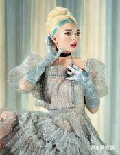 Lindsay Lohan Paper Magazine Winter 2019 @ Jeff Bark (3)