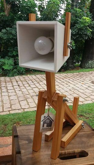 Luminária Cachorrinho do Ateliê Casagrande @ MONDO MODA