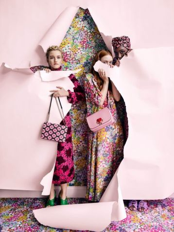 kate spade spring summer 2019 @ tim walker (1)