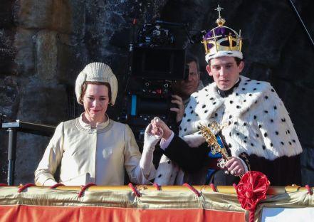 Olivia Colman na terceira temporada de The Crown 2019 @ Netflix