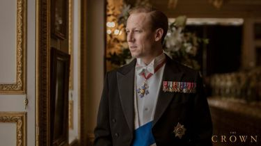 Tobias Menzies na terceira temporada de The Crown 2019 @ Netflix