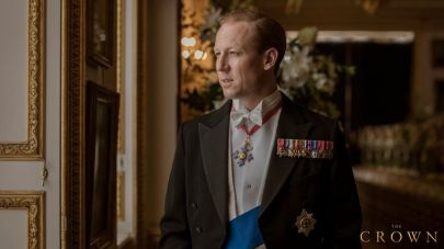 Tobias Menzies na terceira temporada de The Crown 2019 @ Netflix