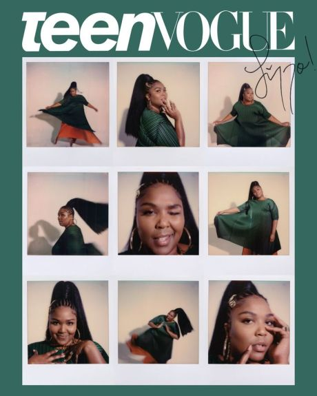 Lizzo na Teen Magazine @ Campbell Addy