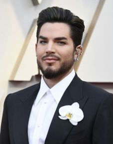 Oscar 2019 Adam Lambert @ Getty