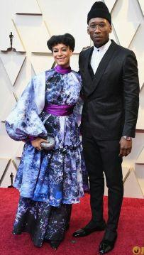 Oscar 2019 Amatus-Sami Karim e Mahershala Ali @ Getty