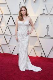 Oscar 2019 Amy Adams veste Versace e joias Cartier @ Getty_02