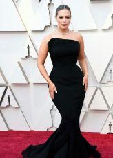 Oscar 2019 Ashley Grahan veste Zac Posen @ Getty