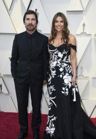 Oscar 2019 Christian Bale e Sibi Blazic @ Getty