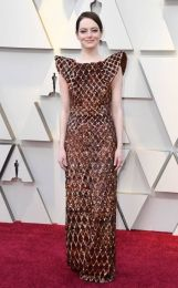 Oscar 2019 Emma Stone veste Louis Vuitton @ Getty