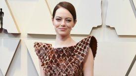 Oscar 2019 Emma Stone veste Louis Vuitton @ Getty1