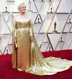 Oscar 2019 Glenn Close veste Carolina Herrera @Getty (1)
