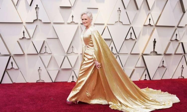 Oscar 2019 Glenn Close veste Carolina Herrera @Getty (5)