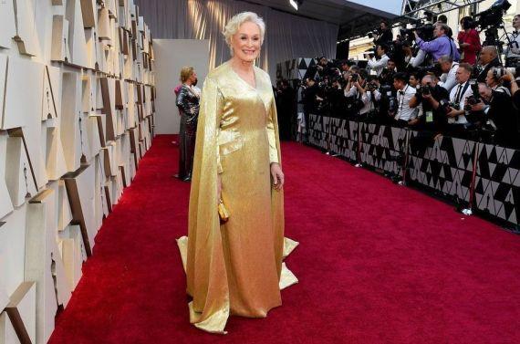 Oscar 2019 Glenn Close veste Carolina Herrera @Getty (7)