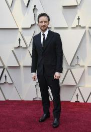 Oscar 2019 James McAvoy @ Getty