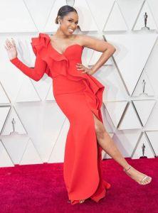 Oscar 2019 Jennifer Hudson veste Elie Saab Couture @ Getty