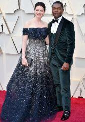 HOLLYWOOD, CA - FEBRUARY 24: (L-R)Jessica Oyelowo and David Oyelowo attends the 91st Annual Academy Awards at Hollywood and Highland on February 24, 2019 in Hollywood, California. (Photo by Jeff Kravitz/FilmMagic)