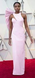 Oscar 2019 Kiki Layne usa joias do Atelier Swarovski @ Getty