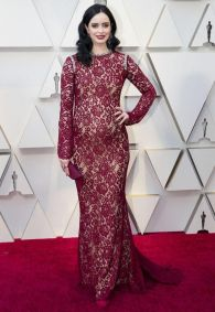Oscar 2019 Krysten Ritter veste Reem Acra @ Getty