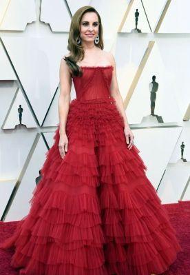 Oscar 2019 Marina de Tavira veste J. Mendel @ Getty