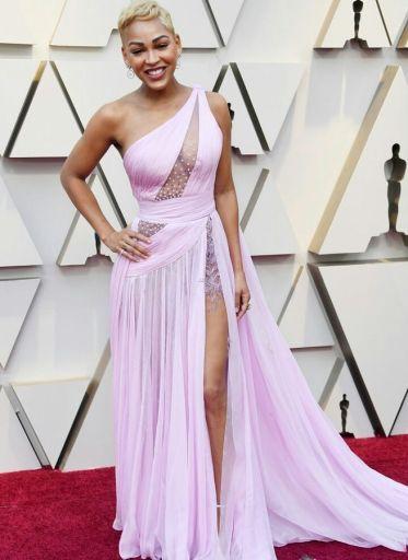 Oscar 2019 Meagan Goode veste George Hobeika Couture @ Getty