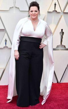 Oscar 2019 Melissa McCarthy veste Brandon Maxwell @ Getty