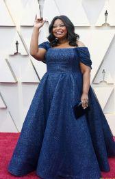 Oscar 2019 Octavia Spencer veste Christian Siriano @ Getty