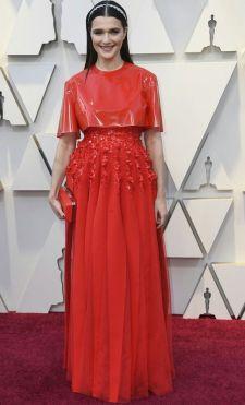 Oscar 2019 Rachel Weisz veste Givenchy Couture e joias Cartier @ Getty (2)