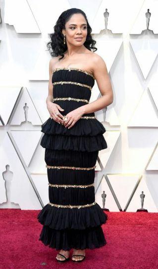 Oscar 2019 Tessa Thompson veste Chanel Couture @ Getty_02