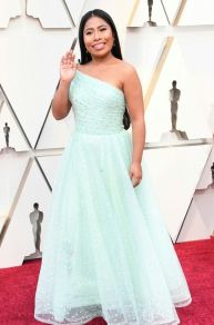Oscar 2019 Yalitza Aparicio veste Rodarte @ Getty