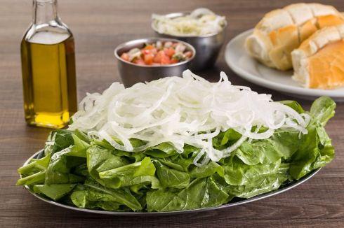 Rã-Chu - Salada de Rúcula com Cebola @ divulgação