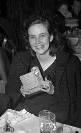 Oscar 1943 Teresa Wright (A Rosa da Esperança) @ AMPAS