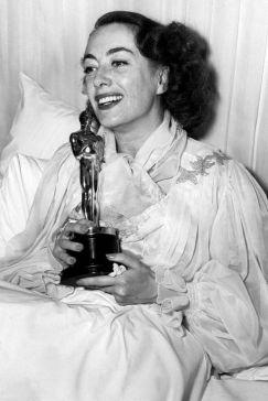 Oscar 1946 Joan Crawford @ Reprodução