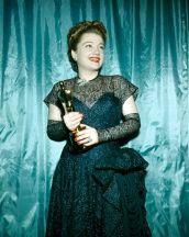 Oscar 1947 Anne Baxter (O Fio da Navalha) @ AMPAS