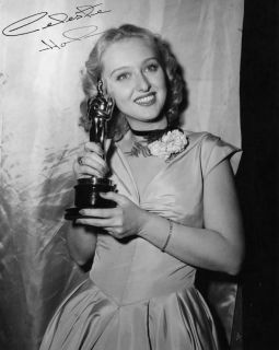 Oscar 1948 Celeste Holm (A luz é para todos) @ getty