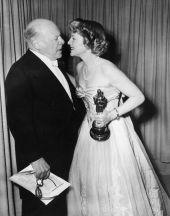 Oscar 1949 Claire Trevor (Paixões em Fúria) @ AMPAS