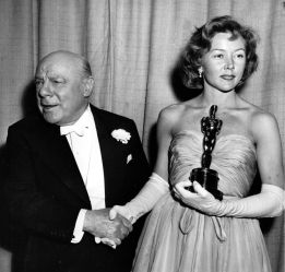 Oscar 1953 Gloria Grahame (Assim Estava Escrito) @ Getty