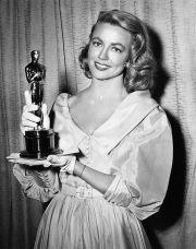 Oscar 1957 Dorothy Malone (Palavras Ao Vento) @ Getty