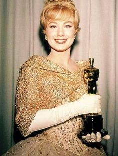 Oscar 1961 Shirley Jones (Entre o Deus e o Pecado) @ Getty